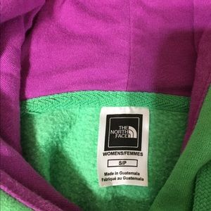 Womens The North Face Hoodie